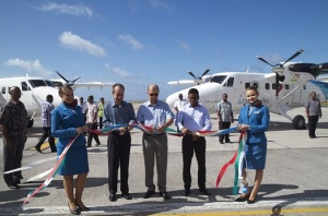 HM gets 2 Twin Otters
